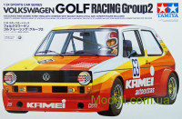 Автомобиль Volkswagen Golf I Racing Group 2