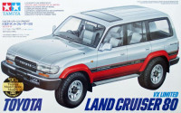 Автомобиль Тойота Land Cruiser 80 VX Ltd