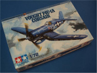 Американский самолет Vought F4U-1A Corsair