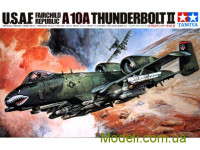 Штурмовик Fairchild Republic A-10A Thunderbolt II