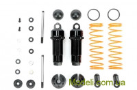 Team Magic E5 Option Part - Aluminum Shock Absorber Set 2p