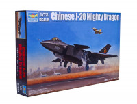 Истребитель Чэнду J-20  Mighty Dragon (STELTH)