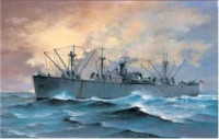 Корабель SS Jeremiah O'Brien Liberty Ship