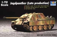Немецкая САУ Yagdpanther (Late production)