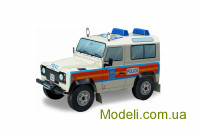 Автомобиль Land Rover Defender 90 (полиция)