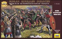 Roman auxiliary infantry