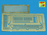 T-34 grille cover (Dragon model)