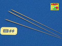 German 2m aerials (set of 3 pcs)