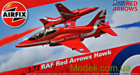 Штурмовик Red Arrows Hawk, 2016