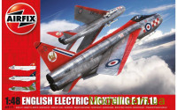 Винищувач English Electric Lightning F.1/F.1A