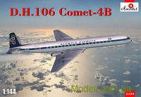 "Авіалайнер D.H. 106 Comet-4B ""Olympic airways"""