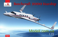 Літак Beechcraft 2000 Starship N641SE