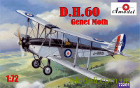 Біплан de Havilland DH.60 Genet Moth