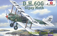 Біплан de Havilland DH.60G Gipsy Moth