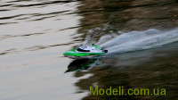 Катер на р/к 2.4GHz FT009 High Speed Boat (зелений)