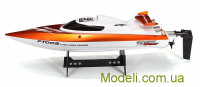 Катер на р/к 2.4GHz FT009 High Speed Boat (помаранчевий)