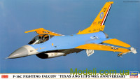 Винищувач Texas Ang 111FS 90th Anniversary F-16C