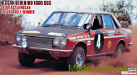 Автомобіль NISSAN BLUEBIRD 1600 SSS 1970 EAST AFRICAN SAFARI RALLY
