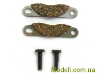 Special Brake Pads Stainless Steel