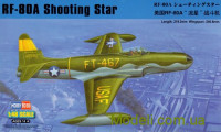 Винищувач RF-80A Shooting Star