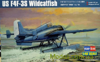 Літак F4F-3S Wildcatfish