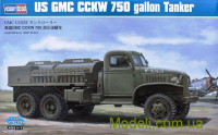 Вантажівка GMC CCKW 750 gallon Tanker Version