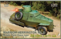 Бронеавтомобіль Marmon-Herrington Mk.II Mobile Field Force type