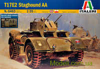 Бронеавтомобіль T17E2 Staghound AA