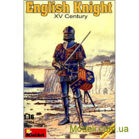 MINIART  16004 MA16004 English khight XV century.