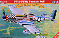 Винищувач P-51D-25 Big Beautiful Doll