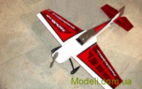 Літак р/к Precision Aerobatics Katana Mini, 1020мм KIT (червоний)