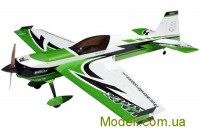Літак р/к Precision Aerobatics Extra MX, 1472мм KIT (зелений)