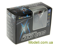 Міні квадрокоптер 'Nano Quad' (black / orange) 2.4GHz