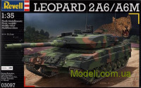 Танк Leopard 2A6 / A6M