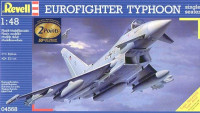 Винищувач Eurofighter Typhoon