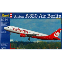 "Літак Airbus ""Air Berlin"" A320"