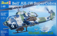 Гелікоптер Bell AH-1W Super Cobra