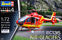 Гелікоптер EC135 Air-Glaciers