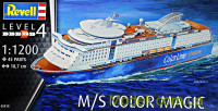 Круїзний корабель M/S Color Magic