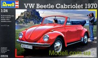 Автомобіль VW Beetle Carbriolet 1970