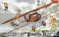 Винищувач Albatros D. III Oeffag s.153 (early)