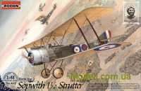 Винищувач-біплан Sopwith 1 1 / 2 Strutter two-seat fighter