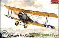 RODEN  404 Бомбардувальник Sopwith 1 1 / 2 Strutter