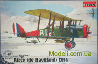 Біплан De Havilland DH4 Eagle