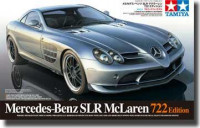 Cуперкар Mercedes-Benz SLR McLaren 722 Edition