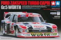 Автомобіль Ford Zakspeed Turbo Capri Gr.5