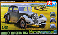 Штабна машина Citroen Traction 11CV