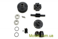 Team Magic E6 Complete Center Spool Kit