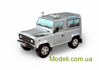 Автомобіль Land Rover Defender 90 (срібло)